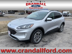 New 2020 Ford Escape SEL SUV for sale in Park City, UT
