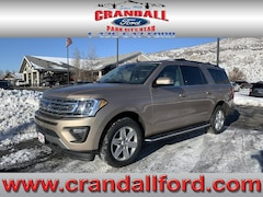 New 2020 Ford Expedition Max XLT SUV for sale in Park City, UT