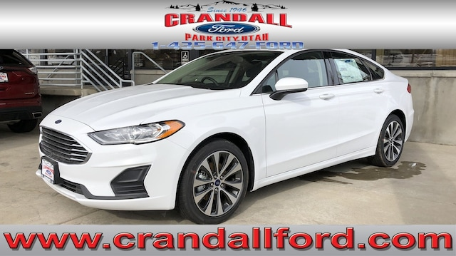New 2019 Ford Fusion For Sale at Crandall Ford Inc  | VIN