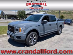 New 2020 Ford F-150 STX Truck SuperCrew Cab for sale in Park City, UT