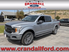 New 2020 Ford F-150 XLT Truck SuperCrew Cab for sale in Park City, UT
