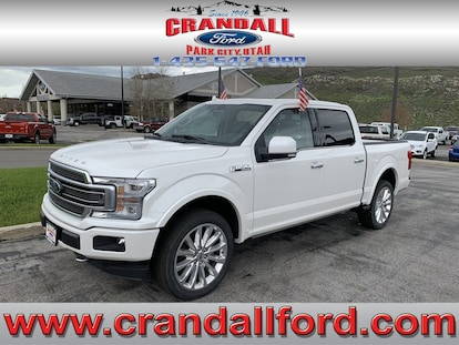 New 2019 Ford F-150 For Sale at Crandall Ford Inc  | VIN
