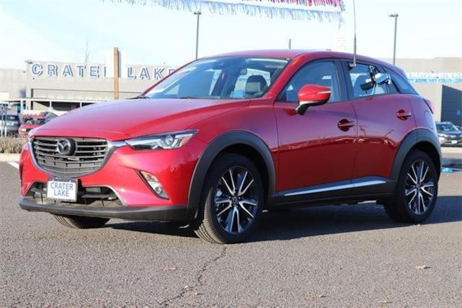 New 2018 Mazda CX-3 Grand Touring SUV Medford, OR