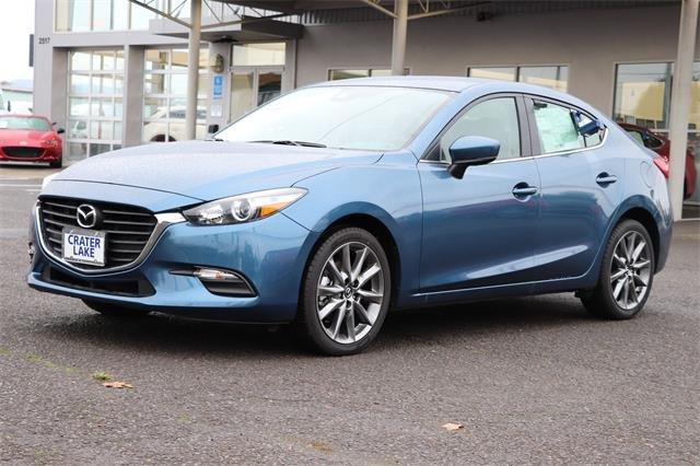 2018 Mazda Mazda3 4-Door Touring Sedan