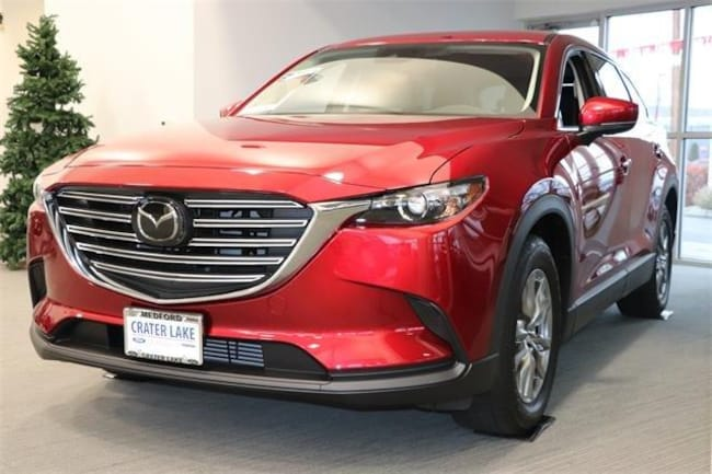 New 2019 Mazda CX-9 Touring SUV Medford, OR