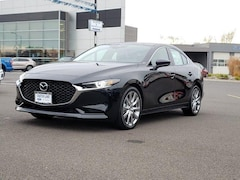 New 2020 Mazda Mazda3 Premium Package Sedan Medford, OR