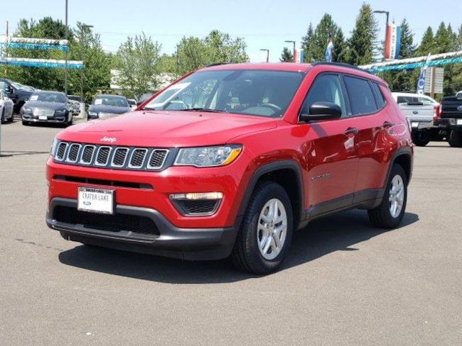 Used 2018 Jeep Compass Sport FWD SUV Medford, OR