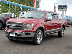 New 2019 Ford F-150 King Ranch 4WD Supercrew 5.5 Box Truck SuperCrew Cab Medford, OR