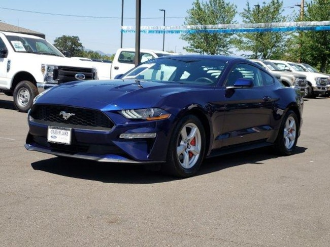 Used 2018 Ford Mustang Coupe Medford, OR