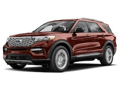 New 2020 Ford Explorer Platinum 4WD SUV Medford, OR