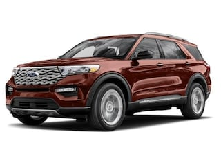 2020 Ford Explorer XLT 4WD SUV