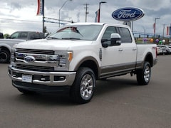 New 2019 Ford F-250 King Ranch 4WD Crew Cab 6.75 Box Truck Crew Cab Medford, OR