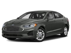 New 2020 Ford Fusion S FWD Sedan Medford, OR