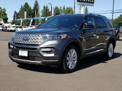New 2020 Ford Explorer Limited 4WD SUV Medford, OR