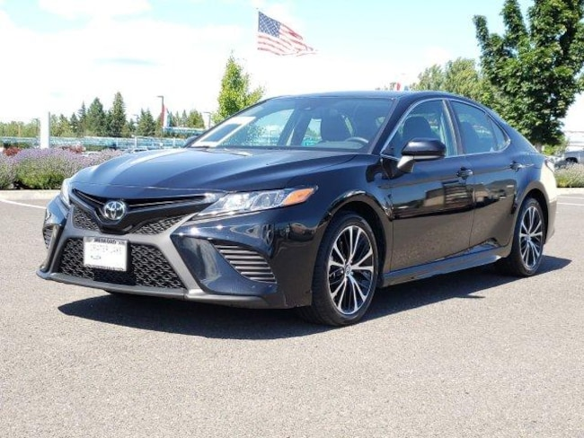 Used 2019 Toyota Camry SE Sedan Medford, OR