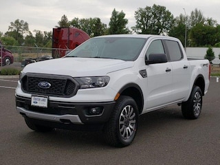 2019 Ford Ranger XLT 4WD Supercrew 5 Box Truck SuperCrew