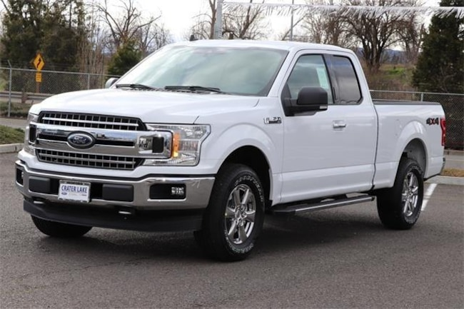 2019 Ford F-150 XLT 4WD Supercab 6.5 Box Truck SuperCab Styleside