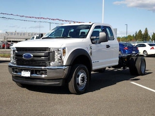2019 Ford F-450 Chassis XL 4WD Supercab 192 WB 84 CA Truck Super Cab