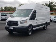 New 2019 Ford Transit-350 T-350 148 EL Hi Rf 9500 Gvwr Slidi Van High Roof Ext. Cargo Van Medford, OR