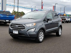 New 2020 Ford EcoSport SE FWD SUV Medford, OR