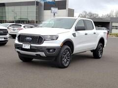 New 2020 Ford Ranger XLT 4WD Supercrew 5 Box Truck SuperCrew Medford, OR