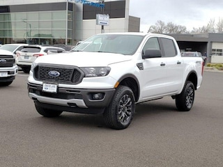 2020 Ford Ranger XLT 4WD Supercrew 5 Box Truck SuperCrew
