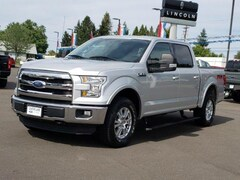 New 2016 Ford F-150 Lariat Truck SuperCrew Cab Medford, OR