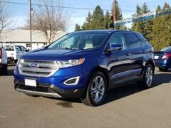 Used 2015 Ford Edge Titanium SUV Medford, OR