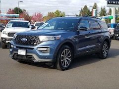 New 2020 Ford Explorer ST 4WD SUV Medford, OR