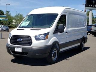 2019 Ford Transit-150 T-150 148 Med Rf 8600 Gvwr Sliding Van Medium Roof Cargo Van