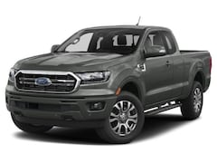 2020 Ford Ranger Lariat 2WD Supercab 6 Box Truck SuperCab