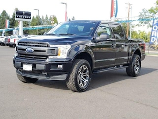 New 2019 Ford F-150 SCA Performance XLT-4WD Truck SuperCrew Cab Medford, OR