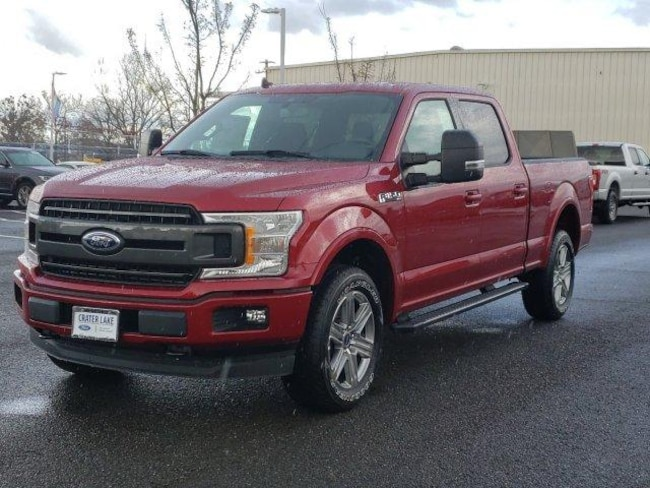 2019 Ford F-150 XLT 4WD Supercrew 6.5 Box Truck SuperCrew Cab