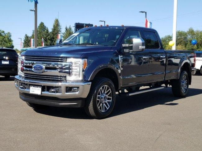 Used 2018 Ford F-350 Truck Crew Cab Medford, OR