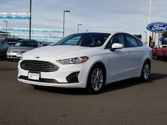 New 2020 Ford Fusion Hybrid SE FWD Sedan Medford, OR