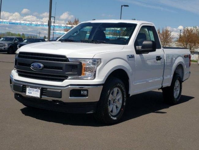 2019 Ford F-150 XL 4WD Reg Cab 6.5 Box Truck Regular Cab