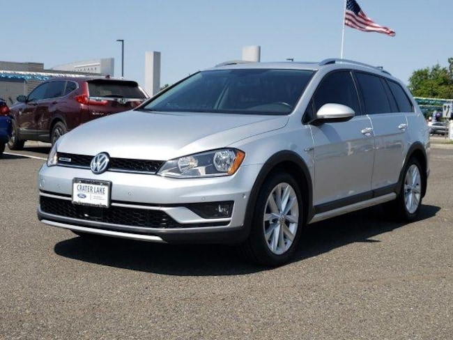 Used 2017 Volkswagen Golf Alltrack TSI SE 4MOTION Wagon Medford, OR