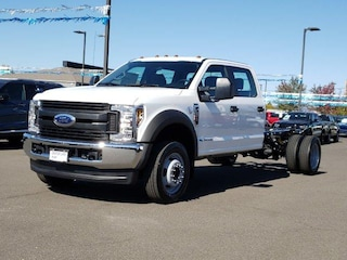 2019 Ford F-550 Chassis XL 4WD Crew Cab 203 WB 84 CA Truck Crew Cab