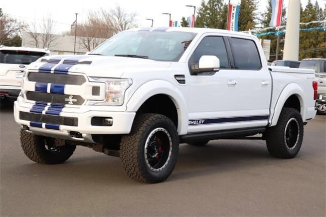 2018 Ford F-150 Shelby Lariat-4WD Supercrew Truck SuperCrew Cab