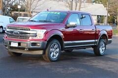 New 2018 Ford F-150 Lariat 4WD Supercrew 5.5 Box Truck SuperCrew Cab Medford, OR