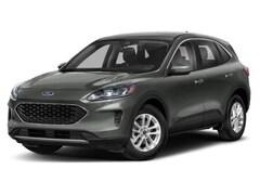 New 2020 Ford Escape S AWD SUV Medford, OR