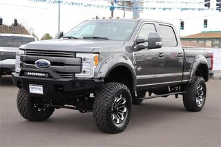 2019 Ford F-350 Black Widow Lariat-4WD Truck Crew Cab