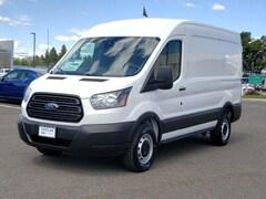 New 2019 Ford Transit-250 T-250 130 Med Rf 9000 Gvwr Sliding Van Medium Roof Cargo Van Medford, OR