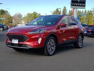 2020 Ford Escape Titanium AWD SUV