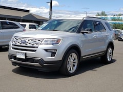 New 2018 Ford Explorer XLT 4WD SUV Medford, OR