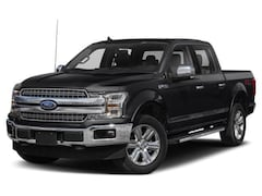 New 2020 Ford F-150 Lariat Truck SuperCrew Cab Medford, OR