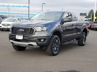 2020 Ford Ranger XLT 4WD Supercab 6 Box Truck SuperCab