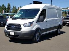 New 2019 Ford Transit-250 T-250 148 Med Rf 9000 Gvwr Sliding Van Medium Roof Cargo Van Medford, OR