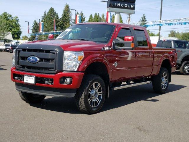 2015 Ford F-350 Truck Crew Cab
