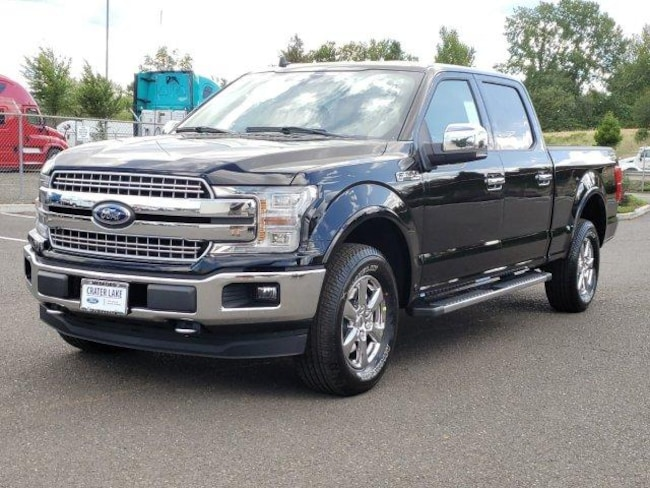 2019 Ford F-150 Lariat 4WD Supercrew 6.5 Box Truck SuperCrew Cab